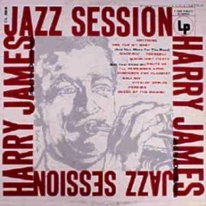 HARRY JAMES-Jazz Session-LP