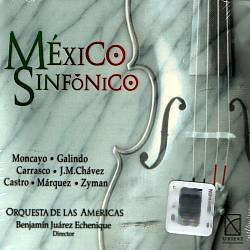 MEXICO SINFONICO - Benjamin Echenique - CD