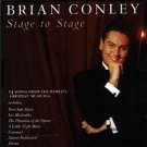 BRIAN CONLEY - Stage To Stage (1996) - CD