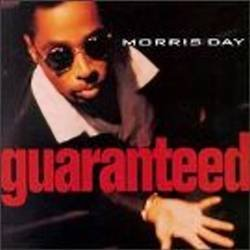 MORRIS DAY - Guaranteed (1992) - CD