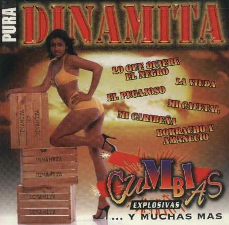 SONORA KALAMARY - Pura Dinamita (1999) - CD