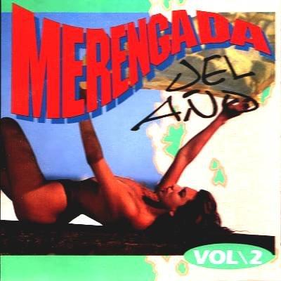 GRUPO MERENGADA-Merengada Del Año-Vol.2 (1995) - CD