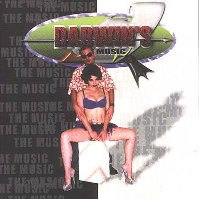 DARWIN'S  THE MUSIC ( 1999) - CD