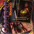 LOS ZANTOS CON Z - Corazon Magico (1999) - CD