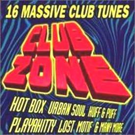 CLUB ZONE-Various Artist (1997) - CD