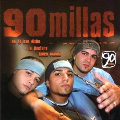 90 MILLAS - 90 Millas (2004)- CD Single