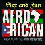 AFRO - RICAN -- Sex & Fun (1991) - CD