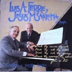 LUIS A. FERRE Y JESUS MARIA SANROMA- Danzas (1981) - LP