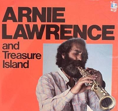 ARNIE LAWRENCE-Treasure Island - LP