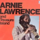 ARNIE LAWRENCE-Treasure Island - LP