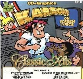 CLASSIC HITS - Karaoke CDG