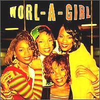 WORL - A - GIRL  -  Worl - A - Girl (1992) - CD