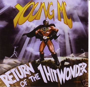 YOUNG MC - Return Of The 1 Hit Wonder (1997) - Cassette Tape