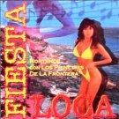 LOS PRINCIPES DE LA FRONTERA - Fiesta Loca (1999) - CD