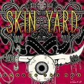 SKIN YARD - Inside The Eye (1993) - CD