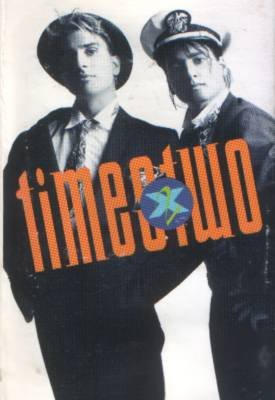 TIMES TWO - X2 (1988) - Cassette Tape