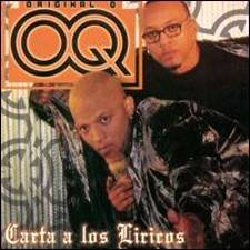ORIGINAL Q - Carta A Los Liricos (1999) - CD