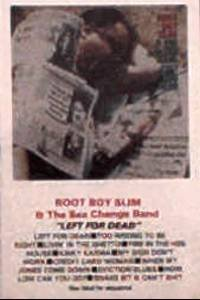 ROOT BOY SLIM & THE SEX CHANGE BAND - Left For Dead (1987) - Cassette Tape