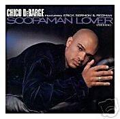 CHICO DEBARGE - Soopa Man (1999) - EP CD