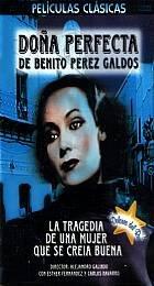 DO�A PERFECTA - De Benito Perez Galdos (1950) - Spanish DVD