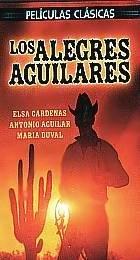 LOS ALEGRES AGUILARES (1988) - Spanish DVD