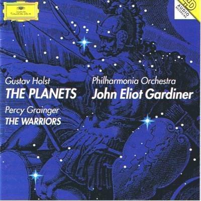 GUSTAV HOLST: The Planets - John Elliot Gardiner - CD