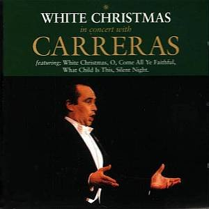 JOSE CARRERAS - In Concert - White Christmas (1992) - CD