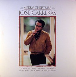 JOSE CARRERAS - Merry Chistmas (1987) - CD