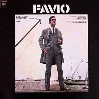LEONARDO FAVIO - Favio - LP