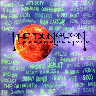 THE DUNGEON RECORDING STUDIO - Sampler (2002) - CD