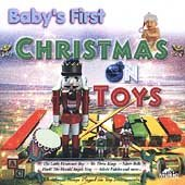 BABY'S FIRST CHRISTMAS ON TOYS (2000) - CD