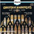 CHRISTMAS MAGNIFICATS - Bach / Buxtemude / Haydn (1990) - CD