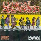 Lyrical Assassins: Underground Hip-Hop Compilation (1998) - CD