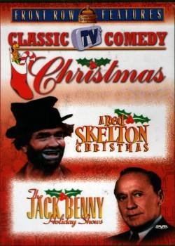 RED SKELTON / JACK BENNY - Classic Comedy Christmas - DVD