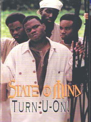 STATE - O - MIND - Turn U On - Cassette Single