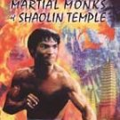 MARTIAL MONKS OF SHAOLIN TEMPLE (1983) - DVD