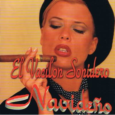 EL VACILON SONIDERO - Navideño - CD