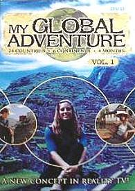 My Global Adventure (Volume 1) - Czech / Sicily / France /  Portugal /  Morocco /  Mali - DVD