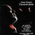 JEAN ROGER CAUSSIMON - The INTEGRALE 1970 - 1980(Vol.4) - CD