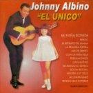 JOHNNY ALBINO - El Unico - Cassette Tape