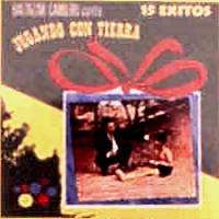 BALTAZAR CARRERO - Jugando Con Tierra - Cassette Tape