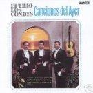 TRIO LOS CONDES - Canciones Del Ayer - Cassette Tape