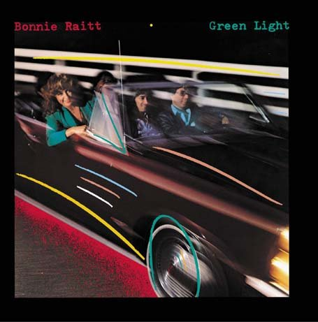 BONNIE RAITT - Green Light (1991) - Cassette Tape