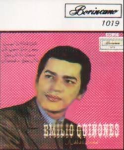 EMILIO QUI�ONES - No Quiero Verte Jamas - Cassette Tape