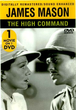 HIGH COMMAND (1936) - DVD