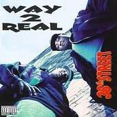 WAY 2 REAL - 38th Street [Explicit Lyrics]  - CD