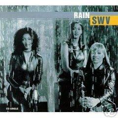 SWV - Rain (1996) - CD Single