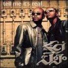 K-Ci & JoJo - Tell Me It's Real (1999) - CD Single