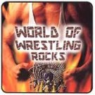 THE MAGNIFICENT TRACERS - World of Wrestling Rocks  (1999) - CD