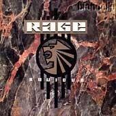 RAGE - Saviour (1993) - CD
